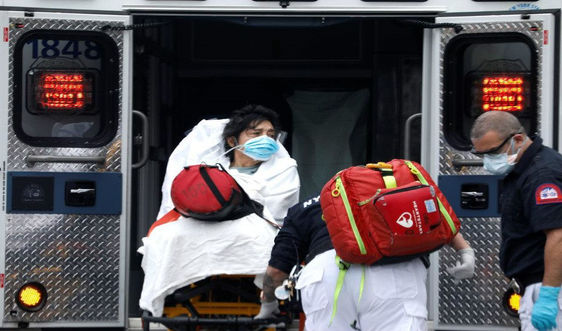 Cập nhật tình hình dịch COVID-19 sáng 9/4: Số ca nhiễm và tử vong tăng, Anh vẫn quay cuồng trong đại dịch