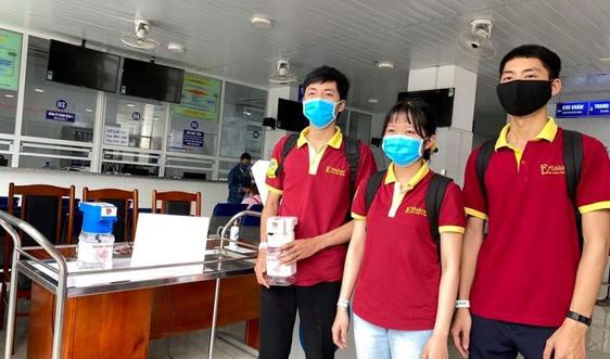 Máy rửa tay sát khuẩn tự động của sinh viên Đà Nẵng