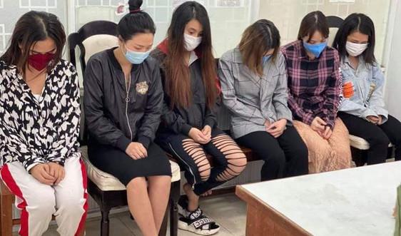 Đà Nẵng: Triệt phá đường dây môi giới mại dâm qua mạng xã hội