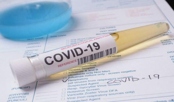 Mỹ thu hồi 12.000 bộ xét nghiệm virus SARS-CoV-2 do nhiễm khuẩn