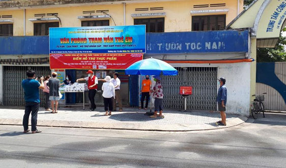 Chung tay chống dịch COVID-19, Masan Consumer trao tặng 10.000 suất ăn tại TP. Hồ Chí Minh
