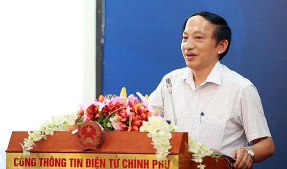 Giao ông Lê Việt Đông phụ trách Cổng TTĐT Chính phủ