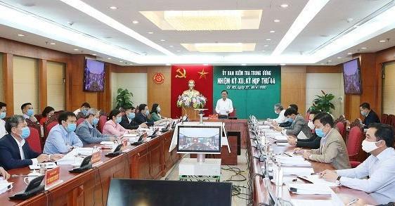 Xem xét kỷ luật Bí thư, Chủ tịch tỉnh Quảng Ngãi, đề nghị khai trừ Đảng đối với nguyên Thứ trưởng Bộ Quốc phòng