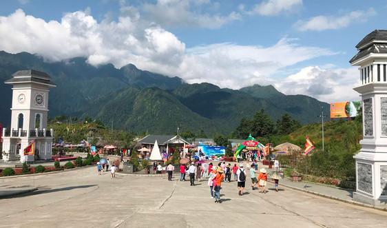 Lào Cai: Du lịch Lào Cai đón 11 nghìn lượt khách trong 4 ngày nghỉ lễ