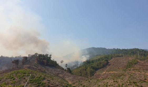 Thừa Thiên Huế: Tăng cường các biện pháp phòng cháy, chữa cháy rừng