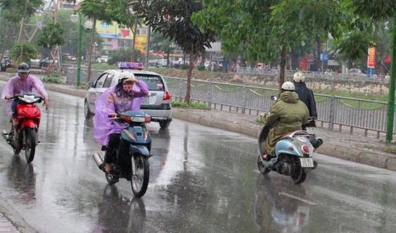 Dự báo thời tiết ngày 10/5: Cảnh báo mưa dông, lốc, sét, mưa đá diện rộng trên toàn quốc