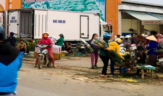 Thanh Hóa: Xoá bỏ các chợ tự phát gây ô nhiễm môi trường