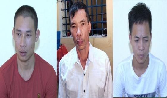 Thanh Hóa: Liên tiếp bắt giữ các đối tượng tàng trữ, vận chuyển trái phép chất ma túy