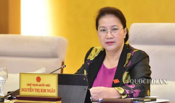 Chủ tịch Quốc hội Nguyễn Thị Kim Ngân: Cố gắng hết sức để đạt tăng trưởng cao nhất