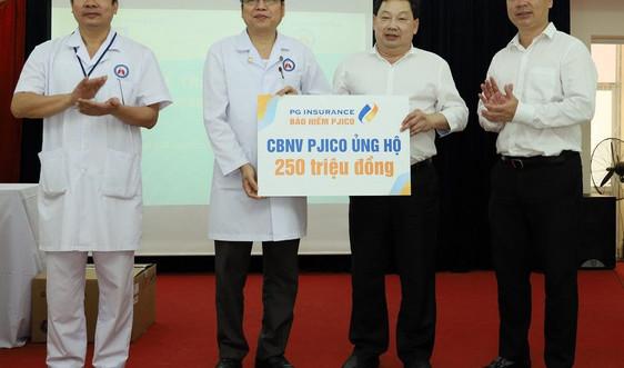 Petrolimex triển khai cam kết hỗ trợ thiết bị y tế phòng, chống dịch COVID-19 trị giá 1,942 tỷ đồng