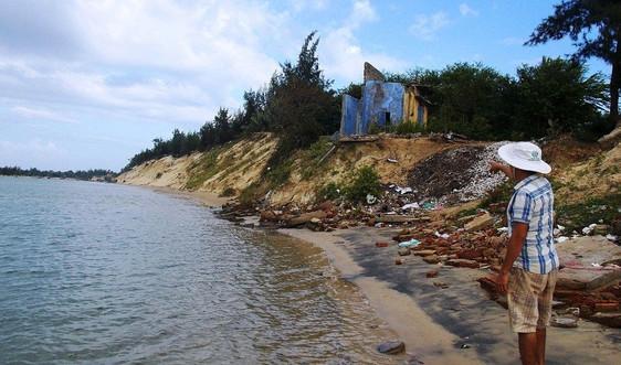Quảng Nam: 40 tỷ đồng chống xói lở khẩn cấp và bảo vệ bờ biển xã đảo Tam Hải