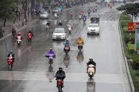 Dự báo thời tiết ngày 28/5: Cảnh báo lốc, sét, mưa đá ở Bắc Bộ và Bắc Trung Bộ, mưa lớn diện rộng ở miền núi và Trung du Bắc Bộ