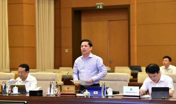 Trình Quốc hội xem xét chuyển 3 dự án Cao tốc Bắc- Nam sang đầu tư công