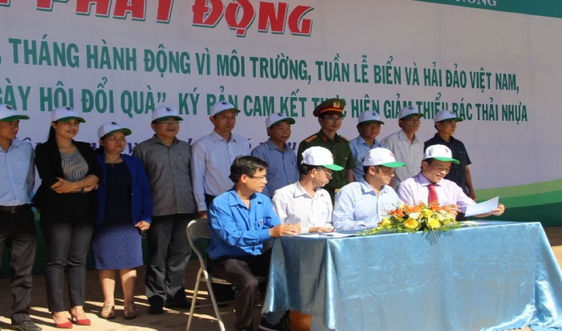 Đắk Nông tổ chức lễ phát động hưởng ứng Ngày môi trường thế giới 2020