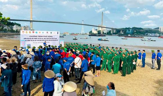 Quảng Ninh phát động hưởng ứng Ngày môi trường Thế giới