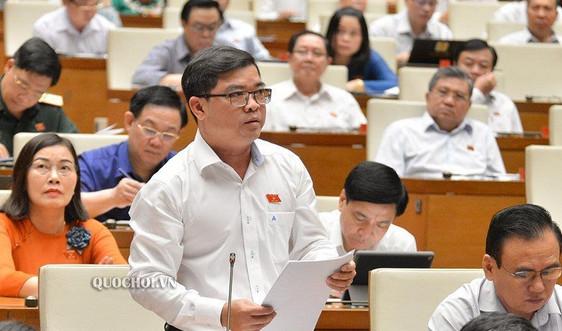 """Đại biểu Nguyễn Thanh Hải: Quy hoạch kịp thời để giải toả """"cơn khát"""" về tập kết rác"""
