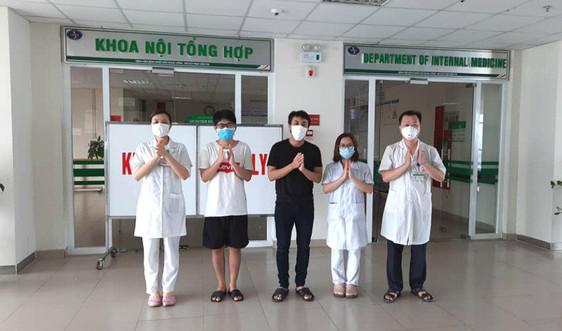 Thêm 2 bệnh nhân khỏi bệnh, Việt Nam chỉ còn 9 ca đang điều trị COVID-19