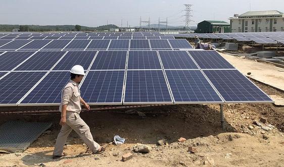 Phát triển năng lượng tái tạo chỉ mới giới hạn trong ngành điện
