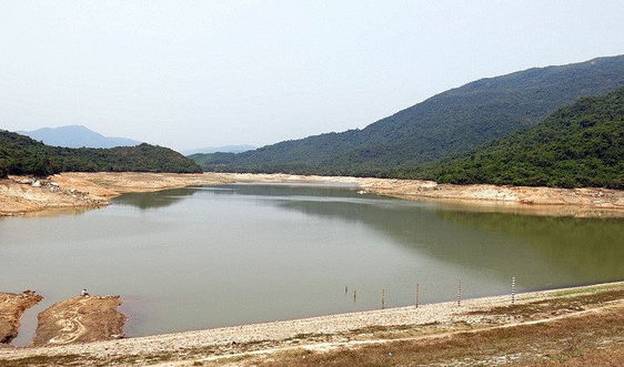 Quảng Ngãi: 07 hồ chứa nước xuống cấp nặng, mất an toàn trong mưa lũ