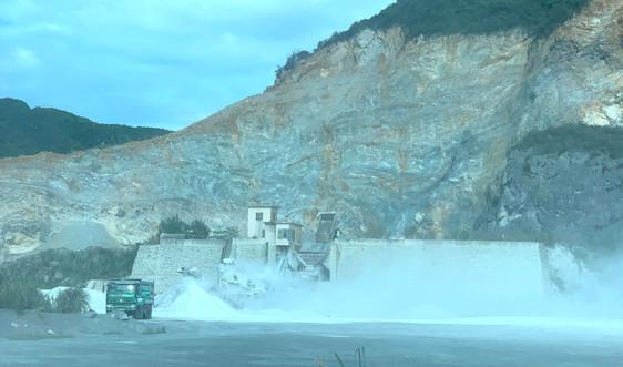 Hà Nam: Dân chặn đường vào mỏ đá Khả Phong và Bảo Tiến vì gây ô nhiễm