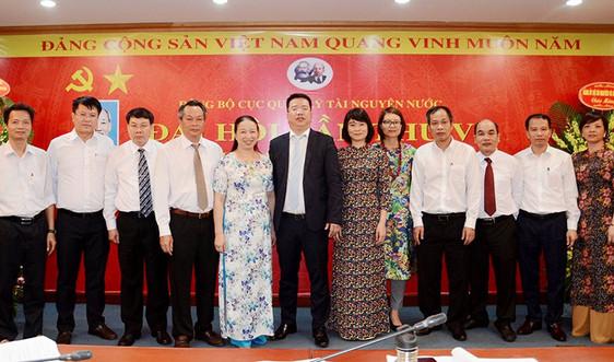 Đảng bộ Cục Quản lý Tài nguyên nước tổ chức thành công Đại hội Đảng bộ lần thứ V