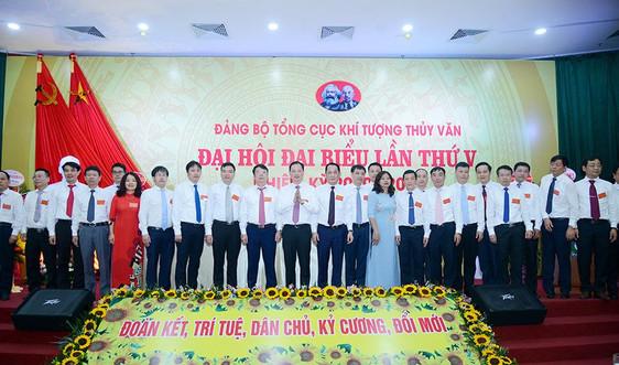 Đại hội Đảng bộ lần thứ V - Tiền đề phát triển ngành KTTV giai đoạn 2020 - 2025