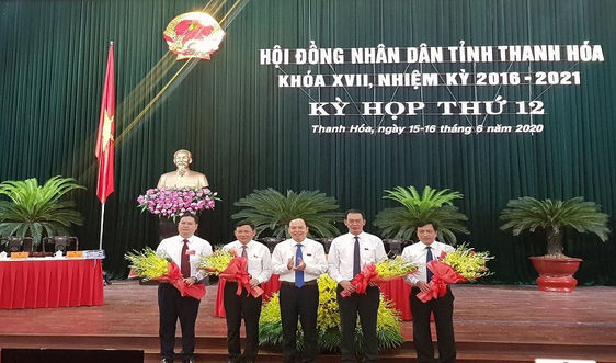 Phê chuẩn ông Nguyễn Văn Thi giữ chức Phó Chủ tịch UBND tỉnh Thanh Hóa