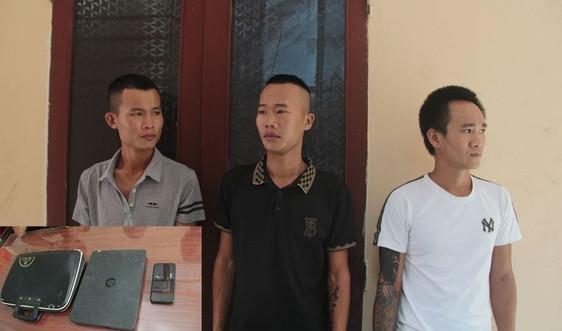 Thanh Hóa: Liên tiếp bắt giữ các đối tượng cướp giật, trộm cắp tài sản