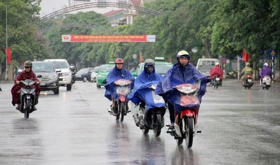 Thời tiết ngày 1/7: Nhiều vùng trên cả nước có mưa dông, cảnh báo sạt lở ở Bắc Bộ