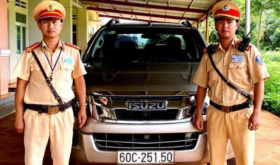 Ô tô bị trộm ở Sài Gòn được phát hiện ở Gia Lai
