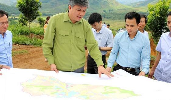 Tuần Giáo (Điện Biên) tăng cường công tác kiểm kê đất đai và lập bản đồ hiện trạng sử dụng đất