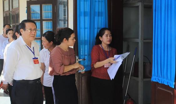 Quảng Trị lần đầu thi tuyển công chức bằng hình thức trắc nghiệm trực tuyến