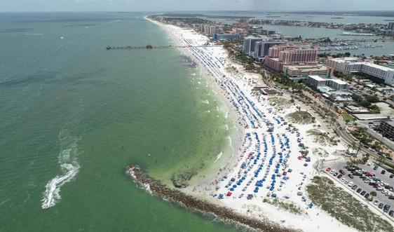 Cập nhật dịch COVID-19 sáng 11/7: Số ca nhiễm gia tăng kỷ lục tại 6 bang của Mỹ, Florida trở thành tâm điểm