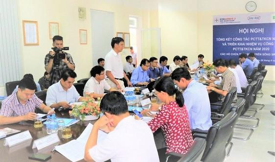 Công ty thủy điện Buôn Kuốp phối hợp tổ chức Hội nghị tổng kết công tác PCTT và TKCN