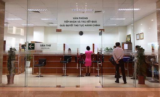 Bộ TN&MT triển khai Văn phòng Một cửa từ ngày 16/7/2020