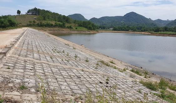 Vận hành an toàn hồ chứa nước Yên Mỹ
