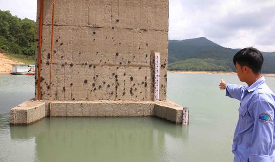 Quảng Ninh: Điều chỉnh kế hoạch mở nước Hồ Yên Lập do mực nước sắp cạn mực nước chết