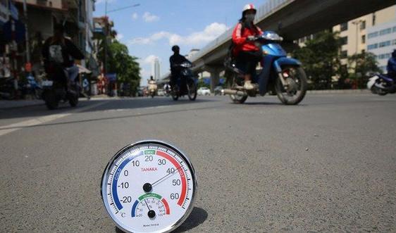 Khi nào chấm dứt nắng nóng ở Bắc Bộ và Trung Bộ?