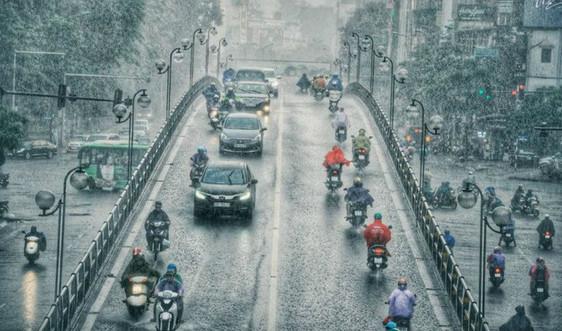 Dự báo thời tiết ngày 20/7: Cảnh báo lốc, sét, mưa đá, gió giật mạnh ở Bắc Bộ