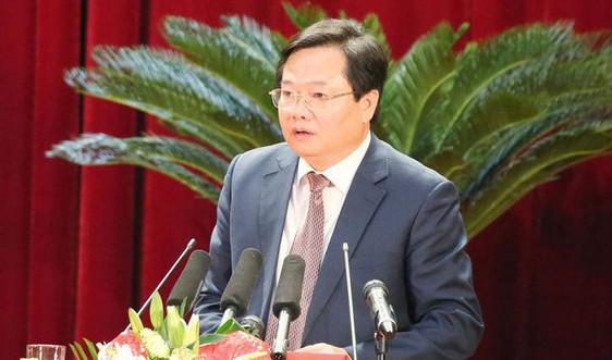 Giám đốc Sở Tài chính Quảng Ninh bị kỷ luật do liên quan đến đất đai
