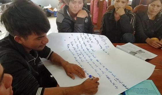 Kon Tum xóa đói giảm nghèo nhờ chính sách chi trả dịch vụ môi trường rừng
