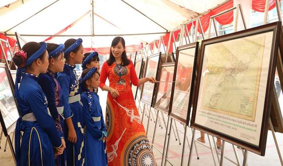 Cao Bằng: Triển lãm ảnh các tư liệu lịch sử về Hoàng Sa, Trường Sa