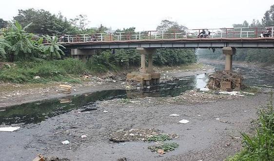 Bộ TN&MT sẽ kiểm tra kết quả thực hiện Đề án BVMT lưu vực sông Nhuệ - Đáy