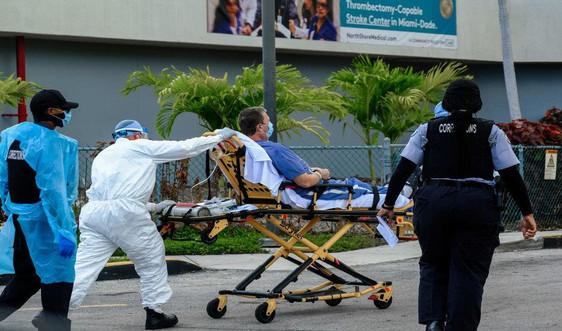 Cập nhậtdịch COVID-19 sáng 24/7: Mỹ xác nhận hơn 1.000 ca tử vong hàng ngày trong ngày thứ 3 liên tiếp