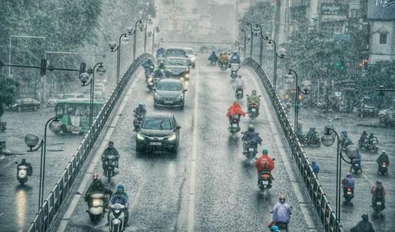 Dự báo thời tiết ngày 26/7: Cảnh báo lốc, sét, mưa đá, gió giật mạnh ở Bắc Bộ