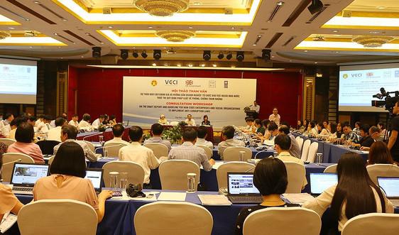 Hội thảo đánh giá quy định pháp luật về phòng, chống tham nhũng trong khu vực ngoài nhà nước