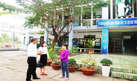 Sở GDĐT Hà Nội đề nghị trường học triển khai phòng, chống dịch Covid-19 trong tình hình mới