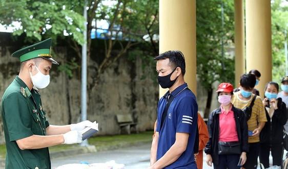 Điện Biên: Siết chặt kiểm soát các cửa khẩu, lối mở khu vực biên giới
