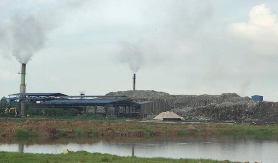 Hải Dương: Chỉ đạo xử lý rác thải tồn đọng tại xã Việt Hồng