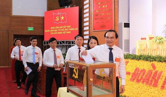"""Đại hội Đại biểu Đảng bộ Bệnh viện Trung ương Thái Nguyên  lần thứ XVI: """"Dân chủ, đoàn kết, đổi mới, sáng tạo"""""""